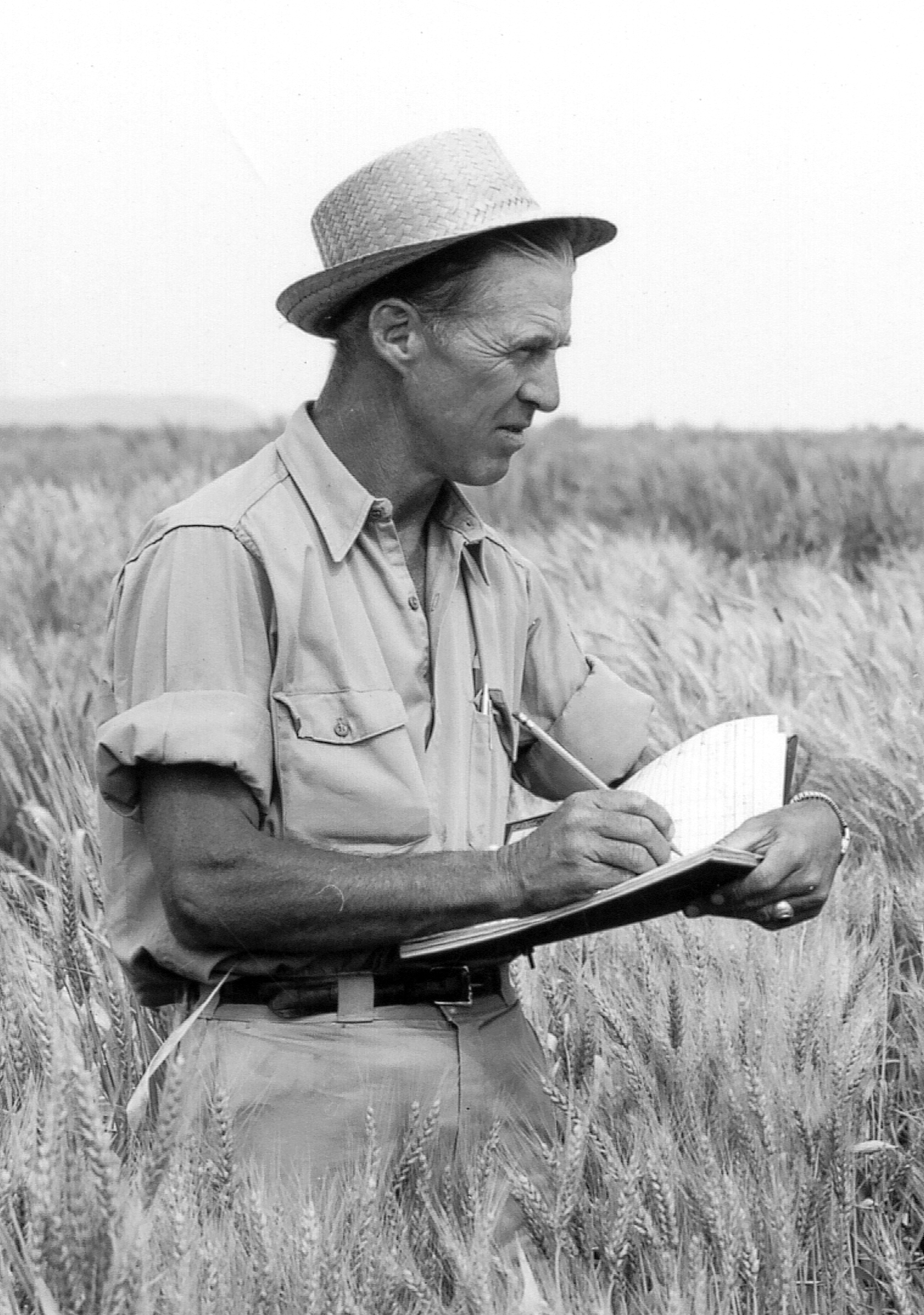 Technology Taken for Granted - Norman Borlaug